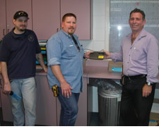 employees at Hormann America